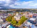 Drone Photo of Newark, Ohio