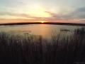 hoover-reservoir-sunset