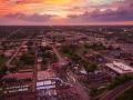Drone Photography of Franklinton