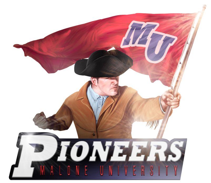 Illustration of Malone Pioneer